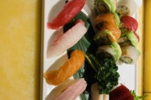 Sushi and Sashimi Combo - delivery menu