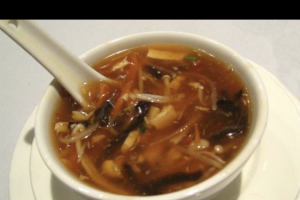 10. Hot and Sour Soup - delivery menu