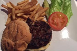 Lamb Burger - delivery menu