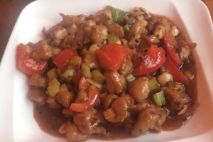 Kung Pao Chicken - delivery menu
