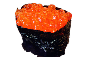 1 Piece Salmon Roe - delivery menu