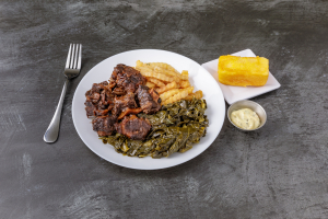 Oxtails Meal - delivery menu