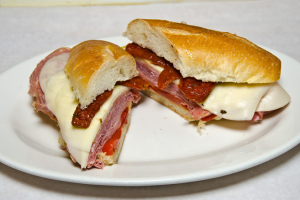 12. Italian Hero-Cappo Sandwich - delivery menu