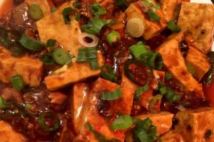 Ma Po Tofu - delivery menu