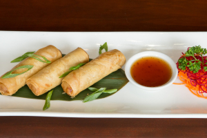 Crispy Duck Rolls - delivery menu