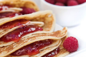 Fruit Jelly Crepe - delivery menu