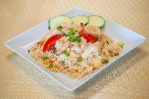 Pineapple Fried Rice Tray - delivery menu