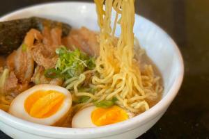 Tonkotsu Ramen - delivery menu