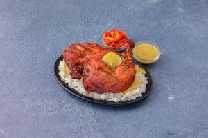 Chicken Tandoori Ala Carte - delivery menu