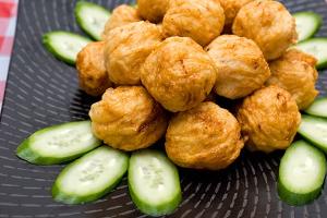 SN5. Cuttlefish Balls - delivery menu