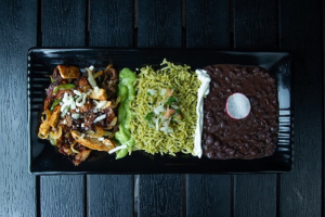 Individual Plato Santa Fe Burrito Bowl (25 People) - delivery menu