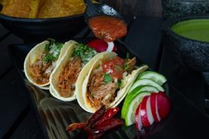 Chicken Tinga Taco - delivery menu