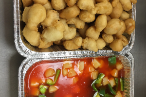 Party Tray Sweet & Sour Chicken - delivery menu