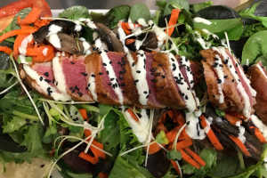 Seared Ahi Salad Lunch - delivery menu