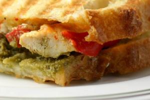 4. Italiano Panini - delivery menu