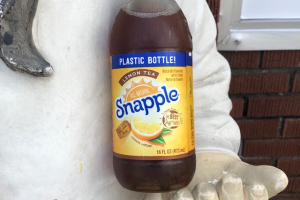 Bottle of Snapple Iced Tea - delivery menu