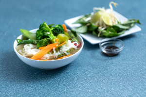 Pho Vegetable Soup - delivery menu