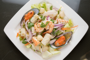 22. Seafood Salad - delivery menu
