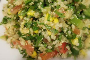 Quinoa Salad - delivery menu
