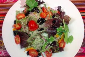 23. Quinoa Salad - delivery menu