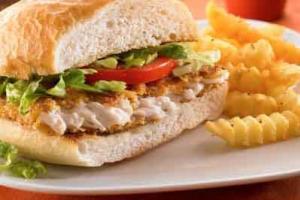 Fish Sandwich - delivery menu