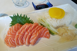 Salmon Don - delivery menu