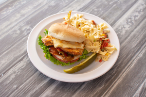 Chipotle Chicken Sandwich - delivery menu