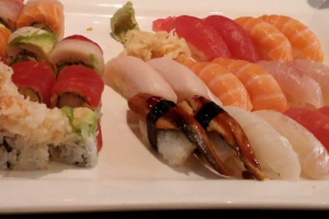 Inaka Sushi for 2 - delivery menu