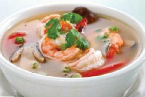 Seafood Soup - delivery menu