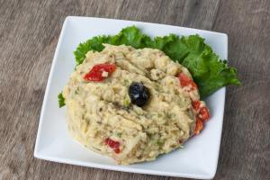 Eggplant Salad - delivery menu