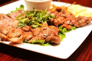 98. BBQ Pork - delivery menu