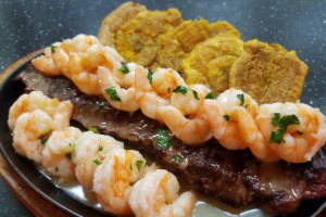Mar y Tierra - delivery menu