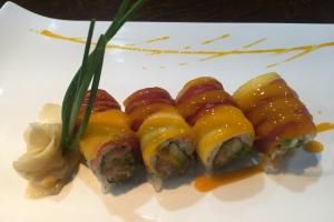 Mango Tuna Roll - delivery menu