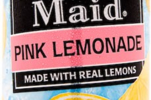Pink Lemonade - delivery menu