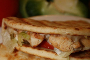 Grilled Chicken Panini - delivery menu