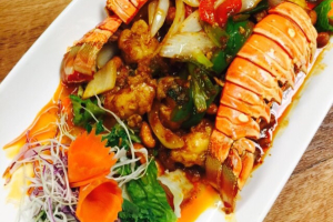 Lobster Prik Pao - delivery menu