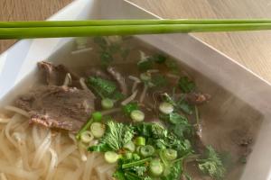 Noodle Soup - delivery menu