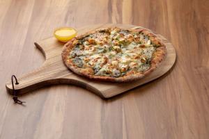 Palak Paneer Pizza - delivery menu