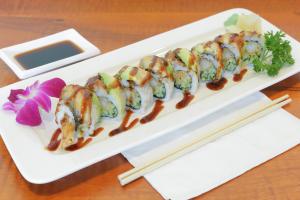 63. Dragon Maki - delivery menu