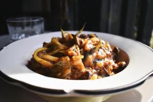 Zucchini Noodle Pasta - delivery menu