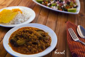 50. Gheimeh Badmjan - delivery menu