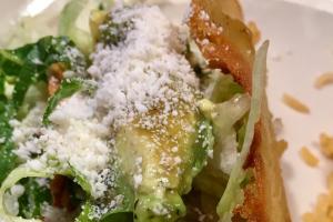 Potato Taco - delivery menu