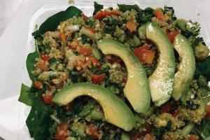 Quinoa Salad - delivery menu