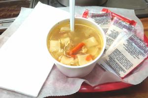 Chicken Noodle  - delivery menu
