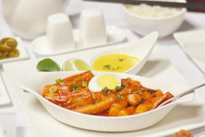 Cheese Spicy Rice Cake Dukbokki - delivery menu