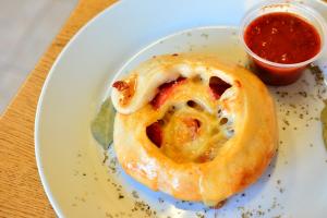 Mini Pepperoni Roll - delivery menu