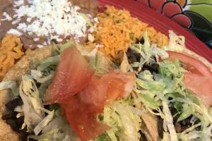 #71.  2 Tacos - delivery menu