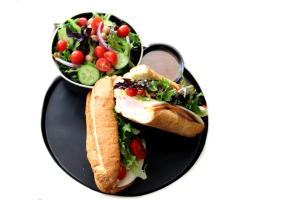 Smoked Turkey Sandwich - delivery menu