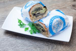 Veggie Delight Sandwich - delivery menu