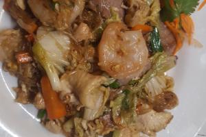 Triple Glass Noodles - delivery menu